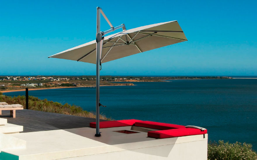 Glatz Sombrano S+ parasol déporté