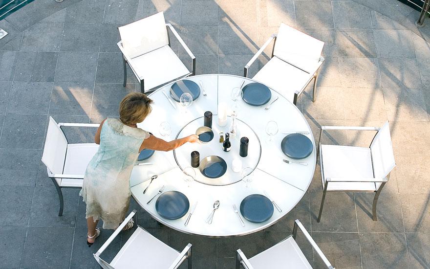 ROYAL BOTANIA TABLE FAUTEUIL o-zon