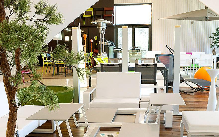 Venez admirer une large collection de meubles de jardinTerrasse et ...