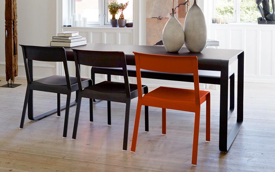 Chaises de jardin et fauteuils repas à Concarneau - Terrasse ...