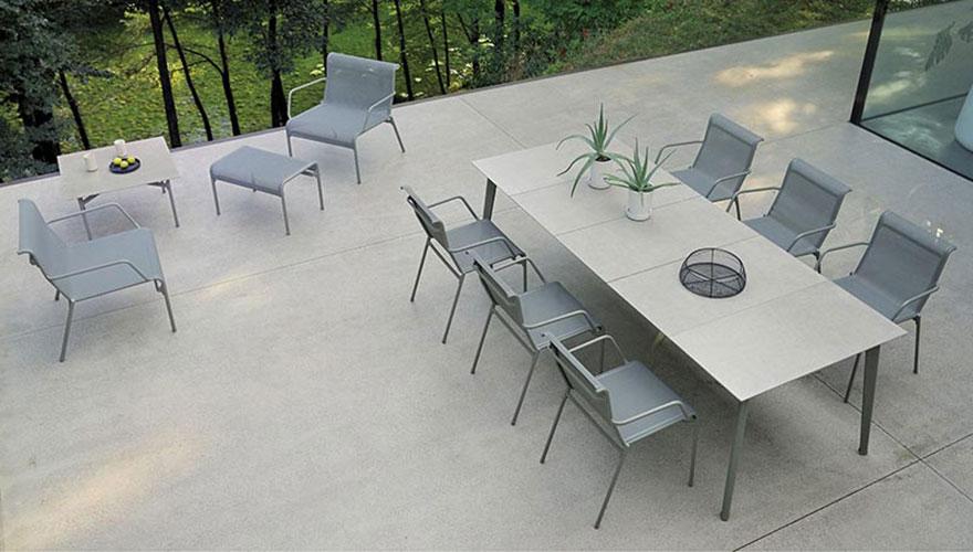 Tables - fauteuils - table-basse - repose-pieds - fauteuils-bas Kira