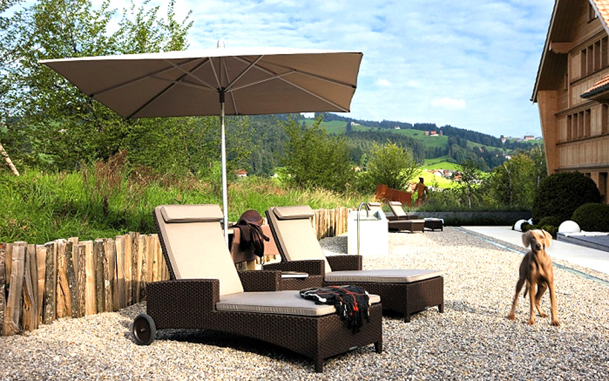 parasols et voiles design terrasse et demeureterrasse et. Black Bedroom Furniture Sets. Home Design Ideas